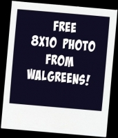 Walgreens: FREE 8×10 Photo Print (In-Store Pickup)