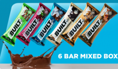 Completely FREE 6-Count Box of Built Bar Protein Bars