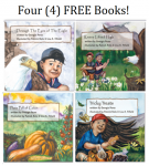 4 FREE Children's Books from the CDC