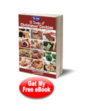Mr. Food FREE eCookbook Download – 12 Days of Christmas Cookies