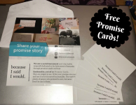 10 FREE Promise Cards (Mail Request)
