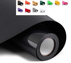 Heat Transfer Vinyl 50% off – Comes in 11 Colors!