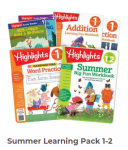 Highlights Magazine FREE Shipping On Summer Learning Packs
