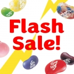 50% off Jelly Belly Jellybeans, Solid Chocolate Eggs, and more!