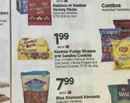 Keebler Cookies $0.49 at Tops with coupon (starts 8/23)