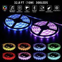 LED Color Strip Lights Just $16.65 shipped (reg. $37!)