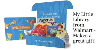 My Little Library Box Set = Great Gift Idea For Toddlers