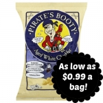 Pirate's Booty Snacks as low as $0.99 with coupon