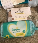 Amazon Registry FREE Welcome Box with baby samples!