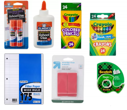 Save 50% Off Select School Supplies at Target