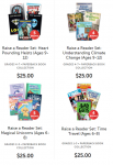 Scholastic Store Book Sets $25 Each (No Subscription Necessary!)