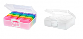 Save on Storage at Michael's – Perfect for Photos, Crafts, or LEGOS®