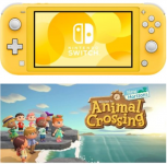 Nintendo Switch Lite and Animal Crossing Game In-Stock on Best Buy