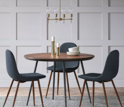 Copley Upholstered Dining Room Chairs Just $55 for 2!
