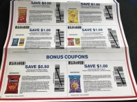 Request Frito-Lay Snack Coupons By Mail (US and Canada)