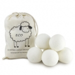 All Natural Organic Wool Dryer Balls $6.99 for a 6 pack